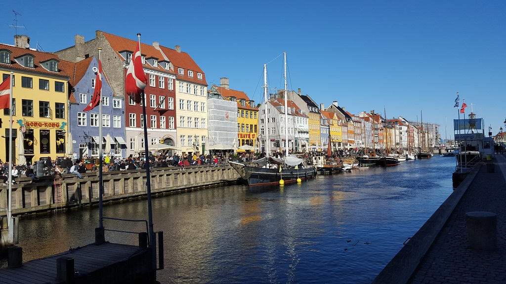 Photo of Copenhagen